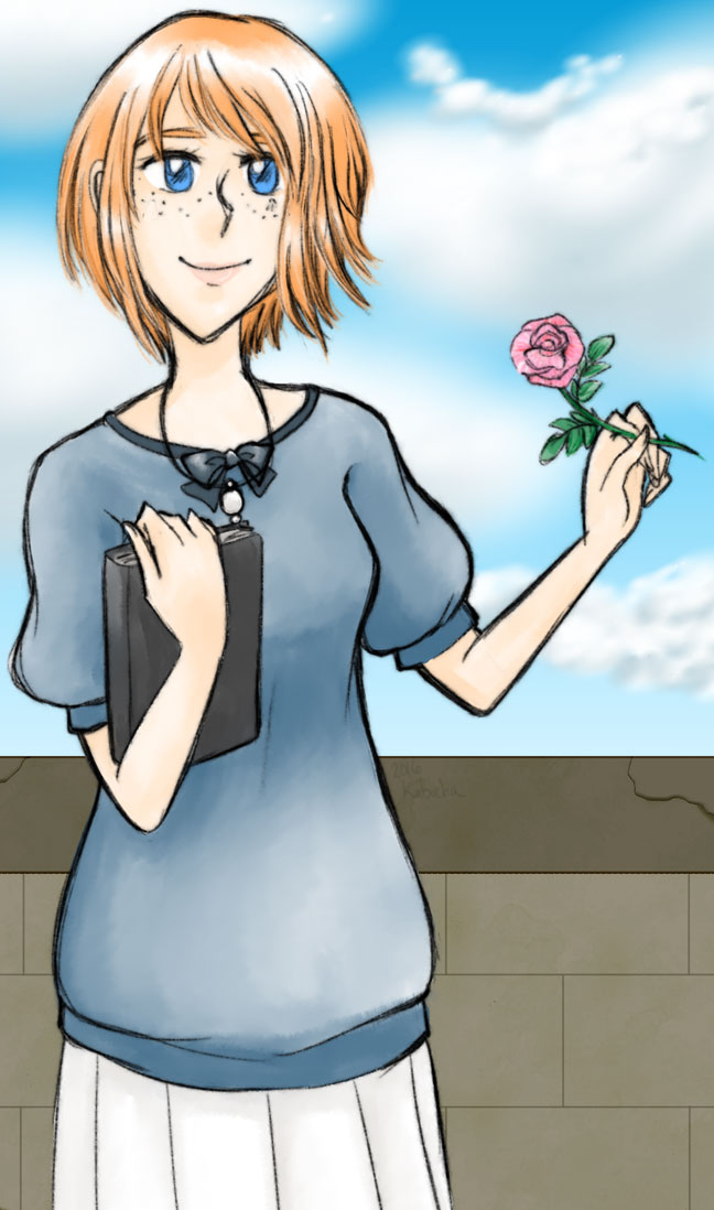 A Rose for You by kabocha