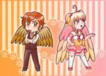 Sadaharu and Noriko