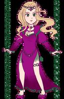 Elf Queen by kabocha