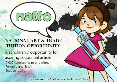 Natto Scholarship