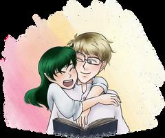 Hugs by kabocha