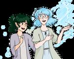 Aster and Doran