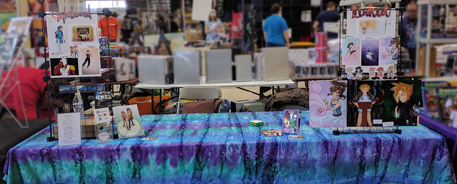 Table Setup by kabocha