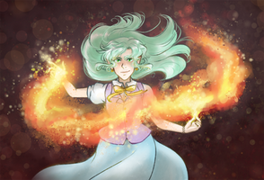 Arina - Fire