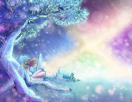 Dreamworld by kabocha