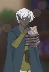 Bookworm Willow