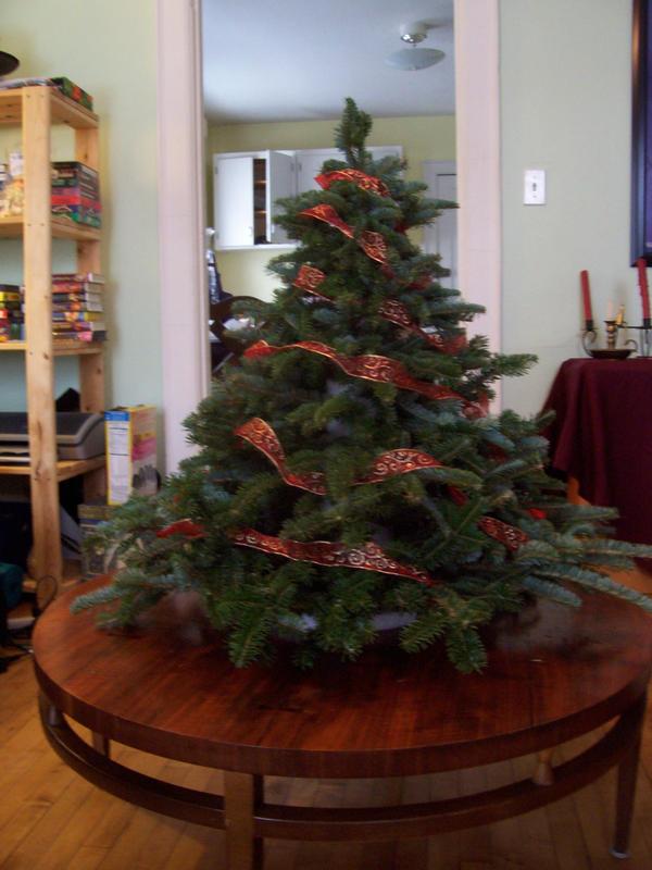 homemade christmas tree by athenaaltera on deviantart