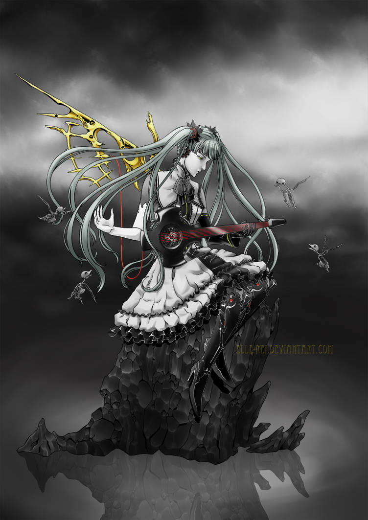 Empath144 by Elle-Rei