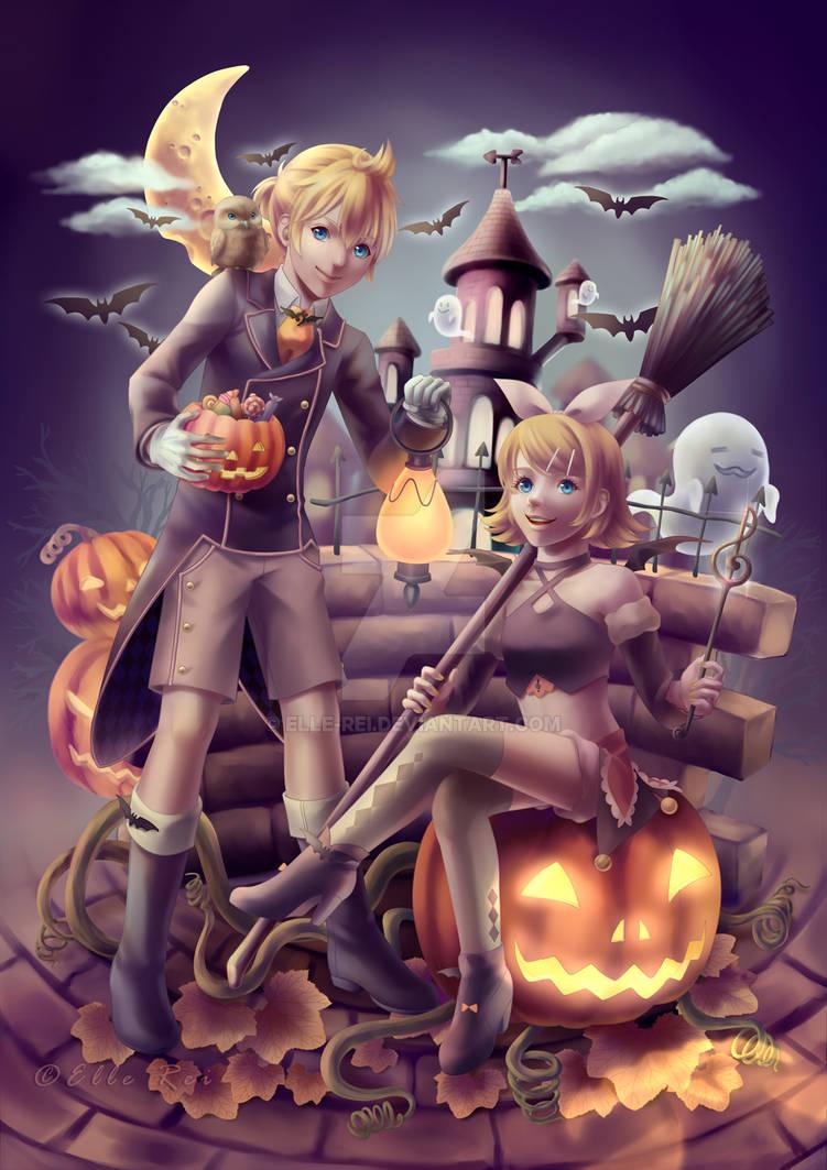 Halloween by Elle-Rei