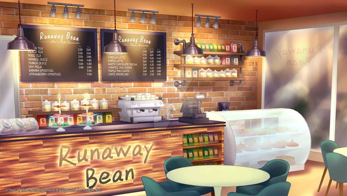 :CM:Coffee Shop by Elle-Rei