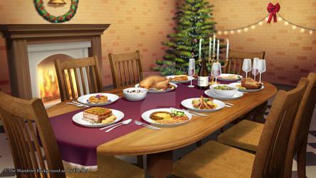 :CM: Christmas Room