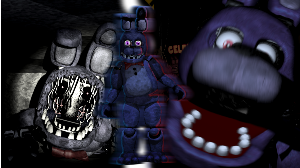 Unwithered Bonnie by kingofbut