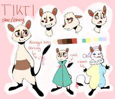 Tikti 2020 but i take back the redesign
