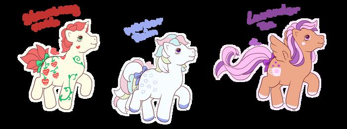 Gen 1 Pony Adopts (CLOSED)
