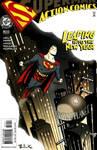 SUPERMAN Action 810 published