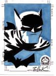 Batman HERO INITIATIVE card
