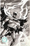 Batman HERO INITIATIVE sketch