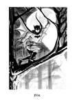 BATMAN up a tree