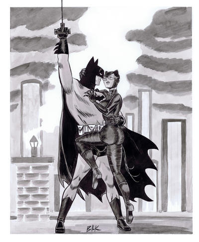 BatMan n Catwoman
