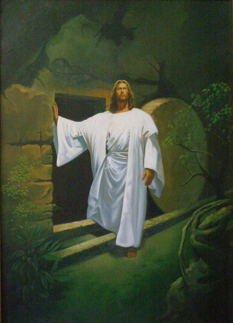 RESURRECION by zmarcos