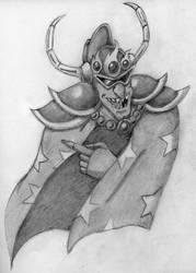 Nightmare Wizard