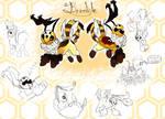 MYO Lucky Chime : Bramble Bee