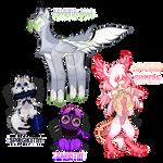 Creature Adopts #2 CLOSED