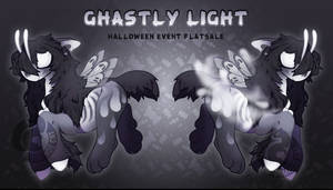 Halloween Event 2018: Ghastly Light Flatsale(OPEN) by Dominos-Cat