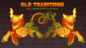 Halloween Event 2018:(CLOSED)