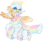 [Lyth] Nimblithe - Rainbow Cherub (CLOSED)