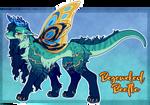 Kebanzu Auction - Bejeweled Beetle