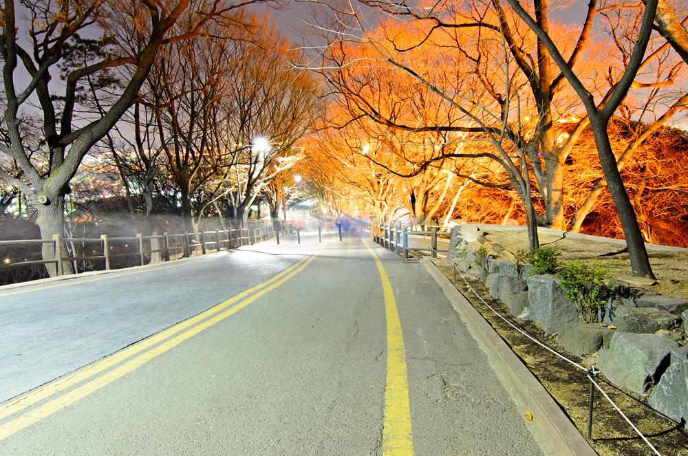 Seoul Tower Wallpaper