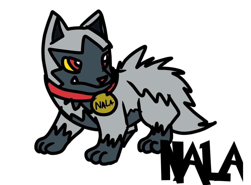 Nuzlock Nala by MegaScarletsteam