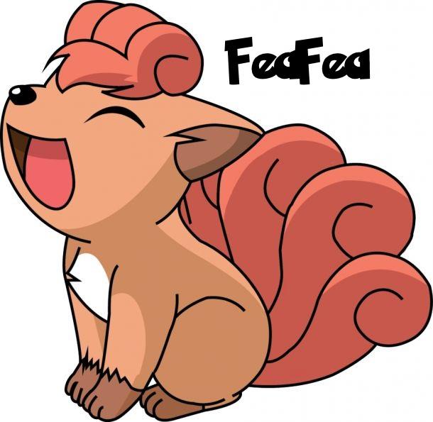 Nuzlock Feafea by MegaScarletsteam