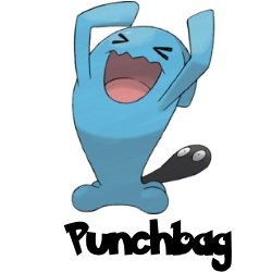 Nuzlock Punchbag by MegaScarletsteam