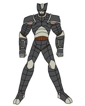 dnd Aegis the warforged armorer artificer