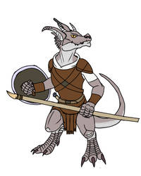 Zox the kobold arcane domain cleric
