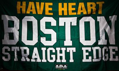 BOSTON STRAIGHT EDGE by henster311