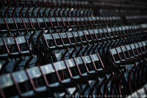Empty Fenway by henster311