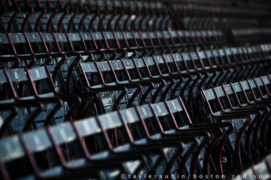 Empty Fenway by henster311