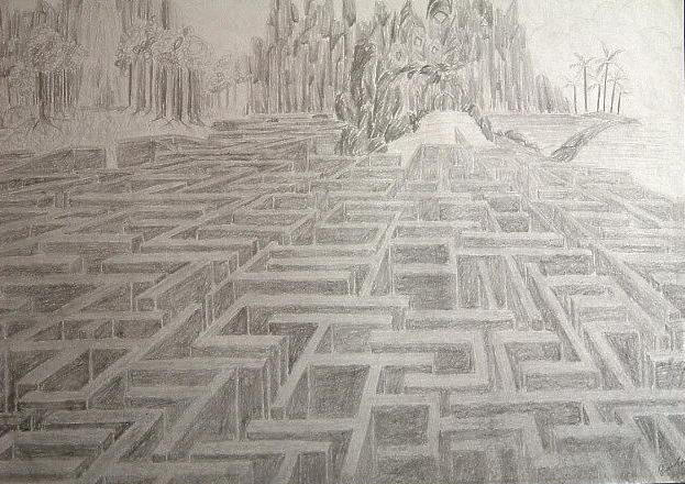 Labyrinth by Alyona-Eva