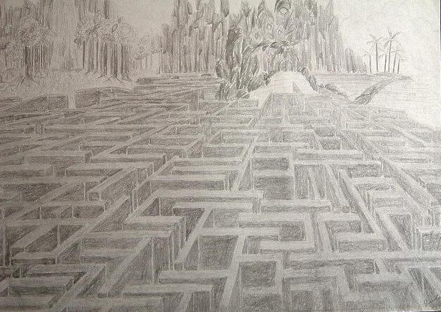 Labyrinth by Alyona-Eva