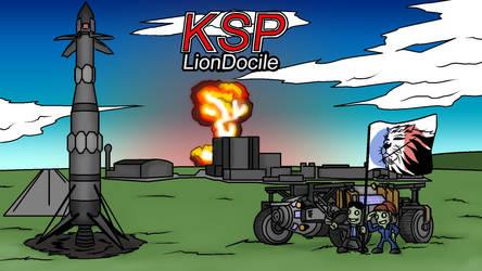 Kerbal Space Program LionDocile
