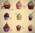 Cupcakes by AngieMyst