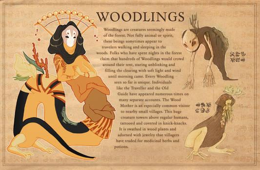 Aia-pedia: Woodlings