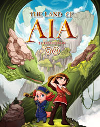 Land of Aia Cover Art