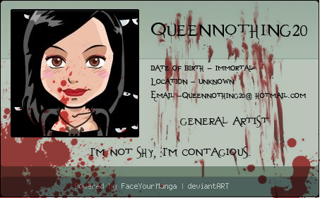 QueenNothing20's Profile Picture