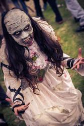 Lady Awa de Paysant - Zombie Walk Argentina 2013