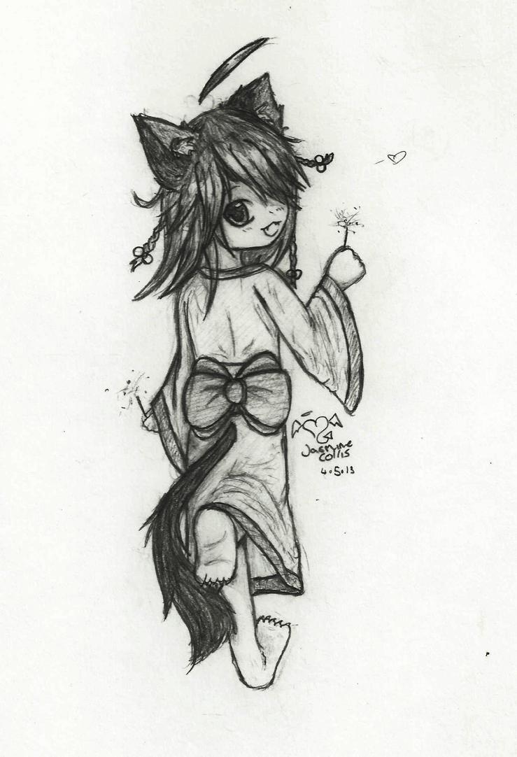 Kimono Echo by SweetCatMint