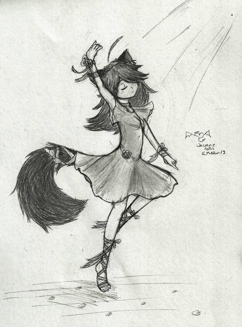 Dancing by Echo-Neko8